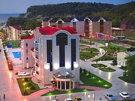 Ольгинка готелі і готелі