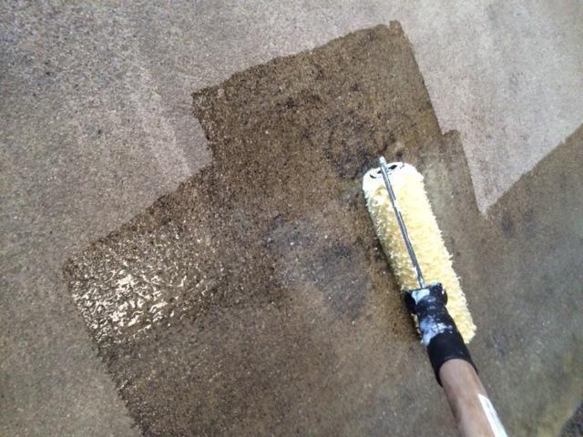 акрилова грунтовка по бетону