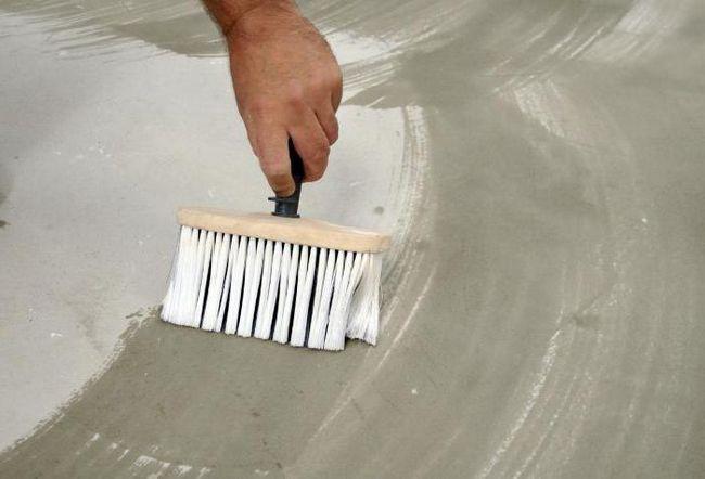 грунтовка для бетону для зовнішніх робіт