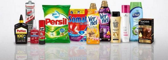 Henkel продукція