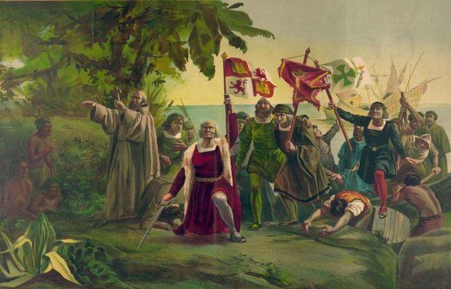 Фото - Христофор колумб: герой або лиходій?