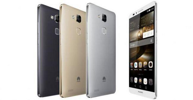 Фото - Huawei ascend mate 7. Огляд і тестування смартфона