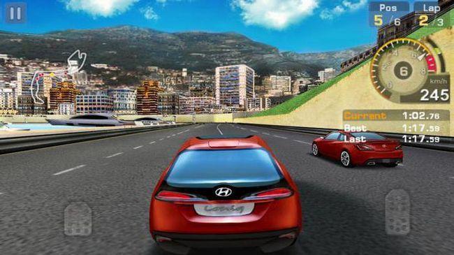 gt racing 2 на андроїд