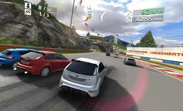 gt racing 2 the real car