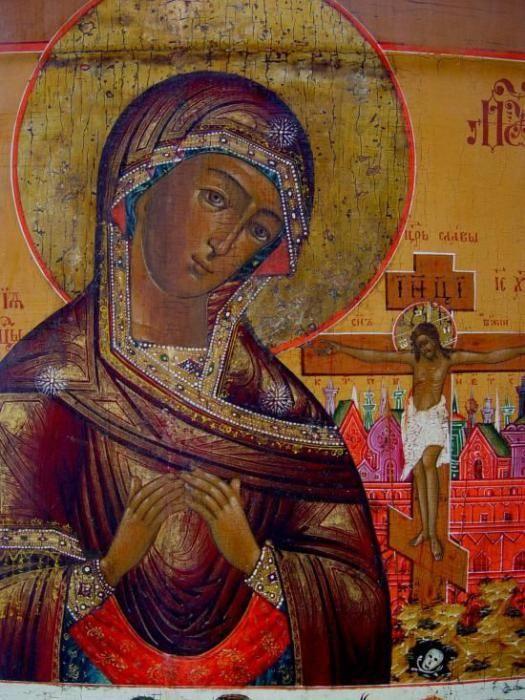 церква Охтирської ікони Божої Матері