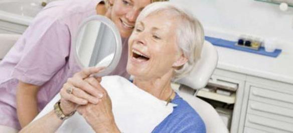 Фото - Іммедіат-протези. Платна стоматологія. Зубний протез