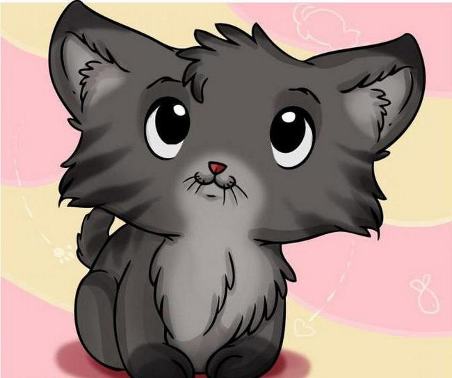 казка про маленького кошеняти