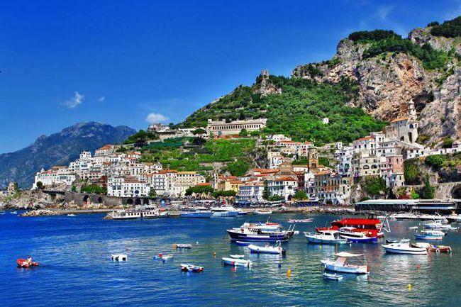 Фото - Італія, Салерно: пам'ятки, пляжі, готелі, відгуки, фото