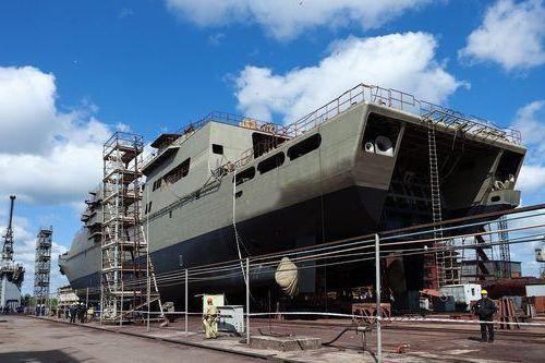 десантний корабель іван грен