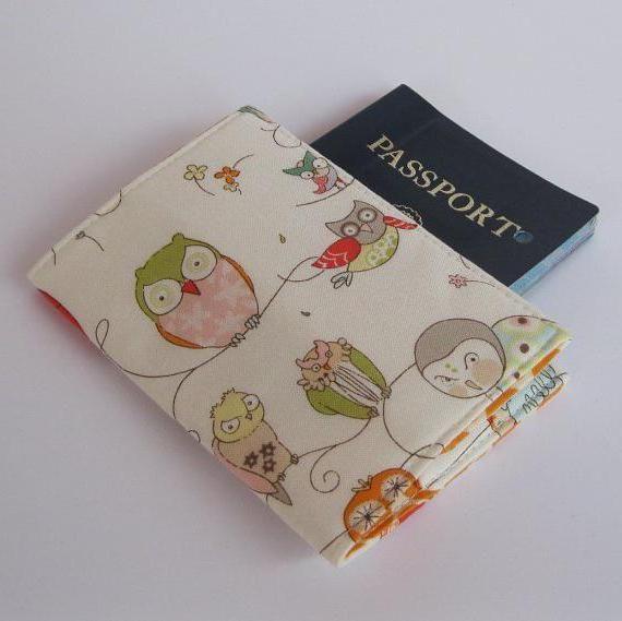 обкладинки на паспорт свій дизайн