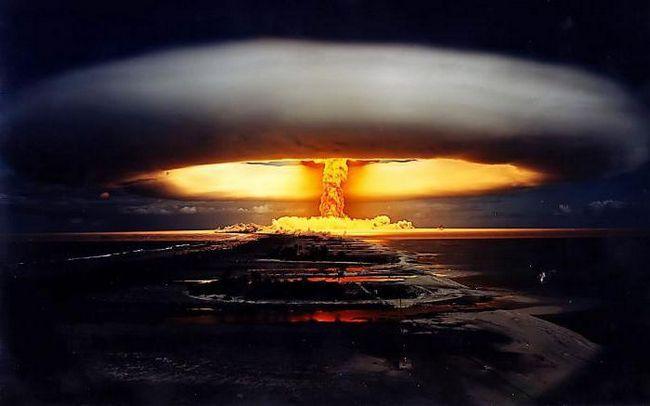 Фото - Ядерний потенціал росії. Ракетно-ядерна зброя росії