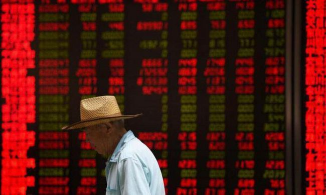 Фото - Економічна криза в китаї