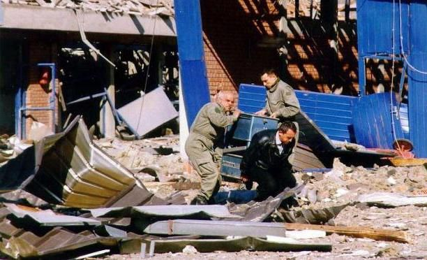 Війна в Югославії роки
