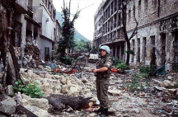 Війна в Югославії хроніка подій