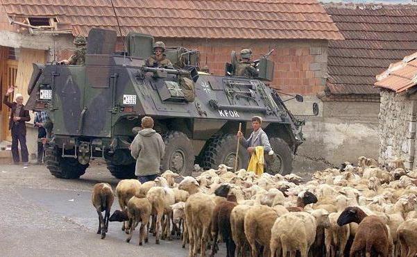 Війна в колишній Югославії