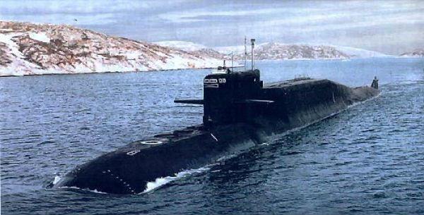 Фото - К-219 - радянський атомний підводний човен
