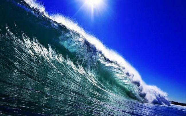 сон велика хвиля накриває