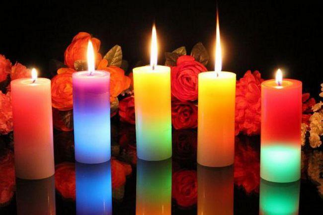 купувати свічки уві сні