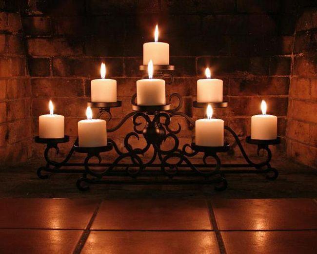 до чого сняться свічки