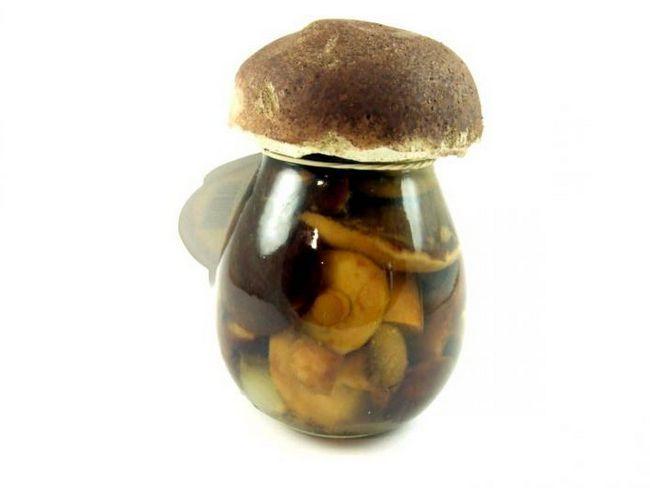 Фото - Як білий гриб маринувати в домашніх умовах?
