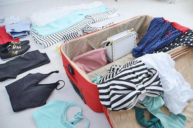 Фото - Як компактно скласти речі у валізу? Як упакувати валізу, щоб все помістилося?