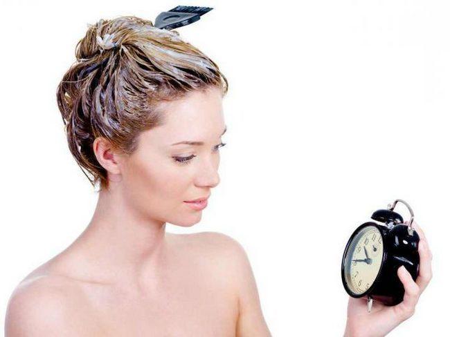 фарбувати волосся на чисту або брудну голову