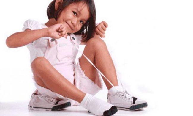 як просто зав'язати шнурки
