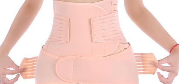 носити чи бандаж після пологів