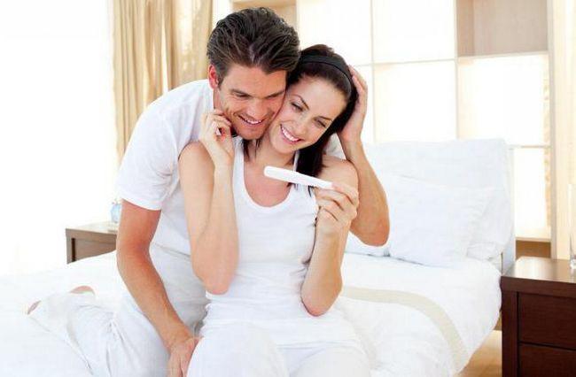 як оригінально повідомити чоловікові про вагітність