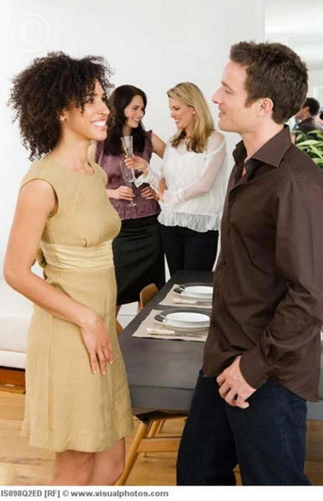 Фото - Як підтримати розмову відразу після знайомства
