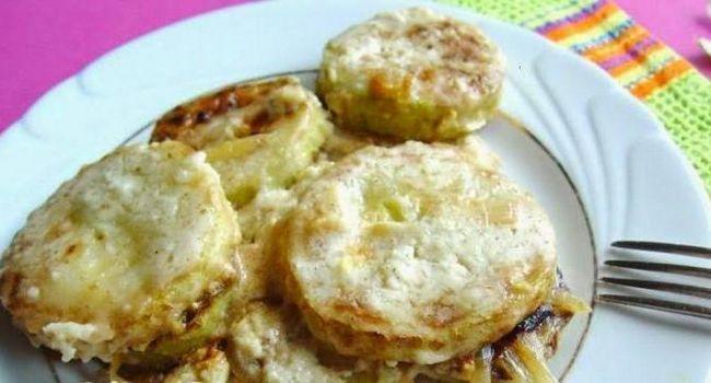 Фото - Як приготувати кабачок зі сметаною: кілька рецептів