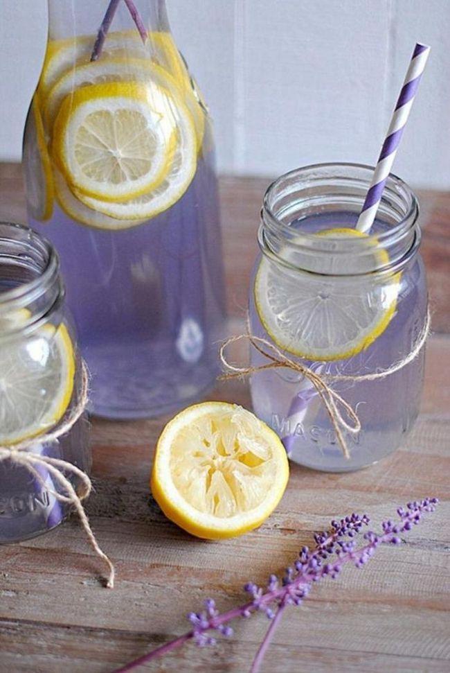 Фото - Як приготувати лавандовий лимонад, що позбавляє від головних болів і тривог