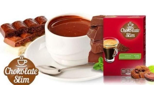 шоколад слім для схуднення реальні відгуки
