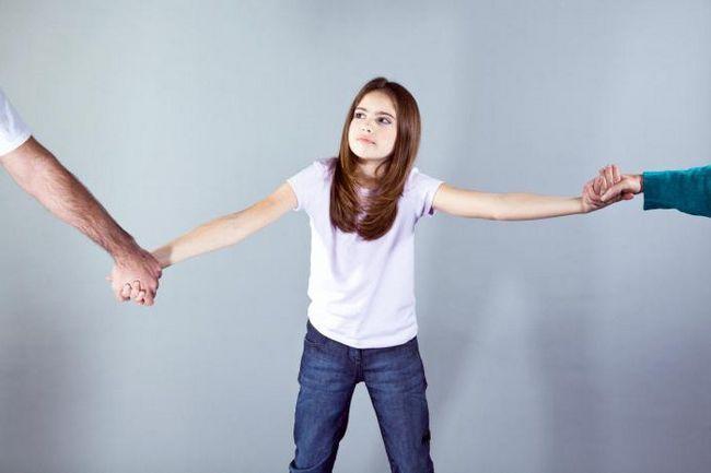 процедура розлучення за наявності дітей