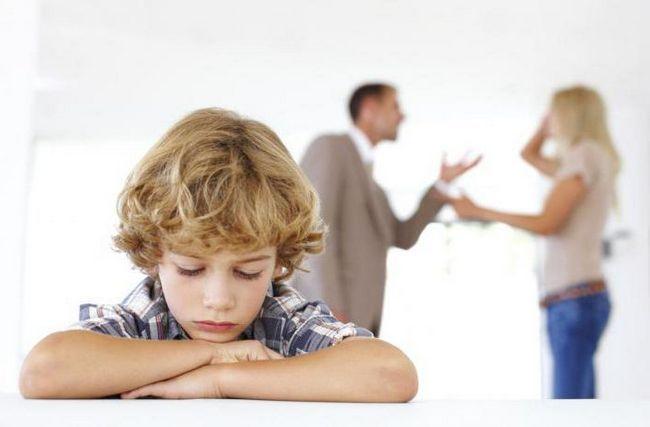 процедура розлучення за наявності неповнолітніх дітей