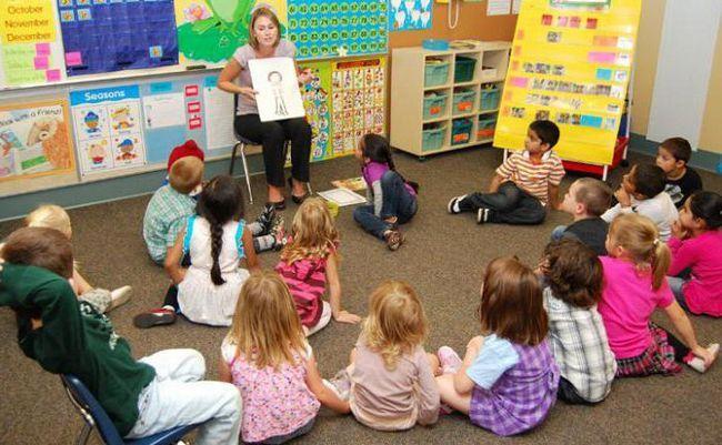 Фото - Як провести інтегровані заняття в першій молодшій групі дитячого саду?