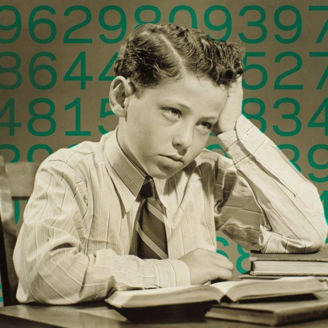 Фото - Як батьки розвивають у дітей страх математики