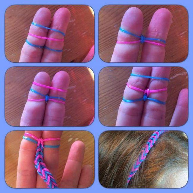 резиночки для браслетів