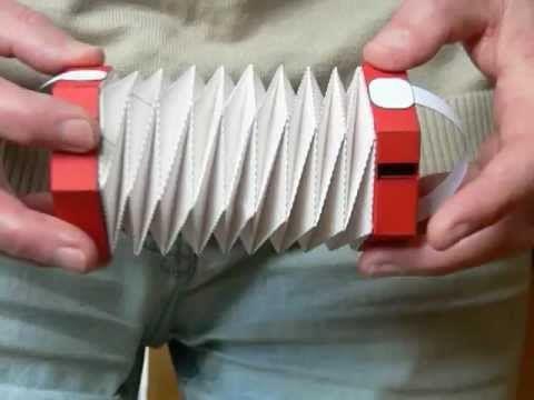 Фото - Як зробити гармошку з паперу своїми руками?