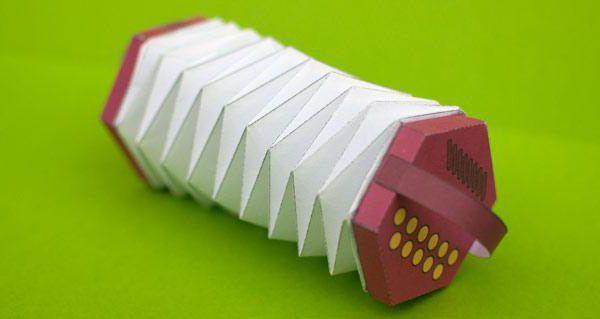 як зробити гармошку з паперу своїми руками