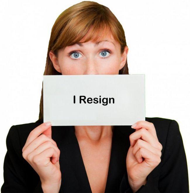 Фото - Як впоратися з відставкою боса: поради
