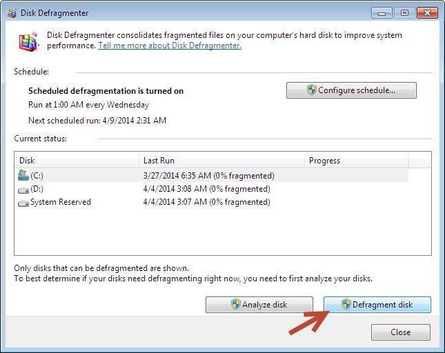 Як прискорити роботу ноутбука Windows 7 для ігор