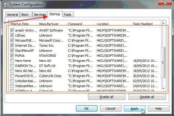 Як прискорити роботу ноутбука Windows 7 Starter