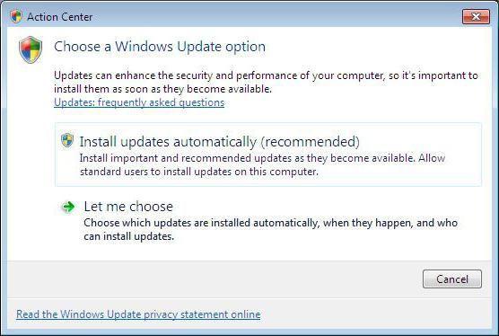 Фото - Як включити оновлення на windows 7, або всі про оновлення