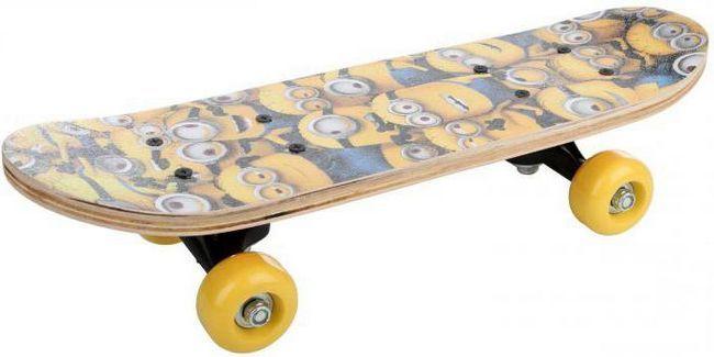 скейтборд дитячий фото