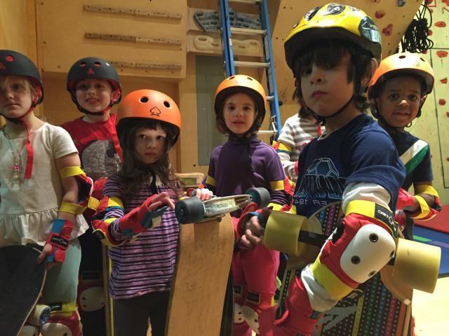 як вибрати дитячий скейтборд