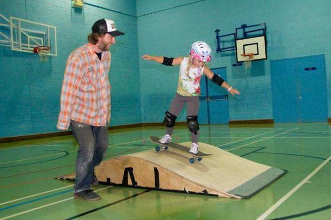 дитячий скейтборд від 3 років
