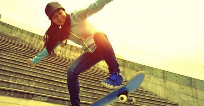 дитячий скейтборд для початківців