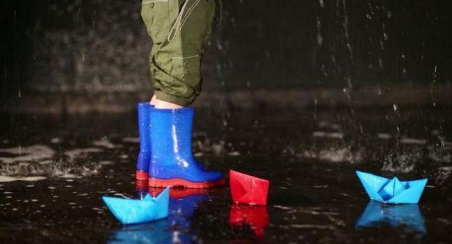 Фото - Як вибрати гумові чоботи для малюків?