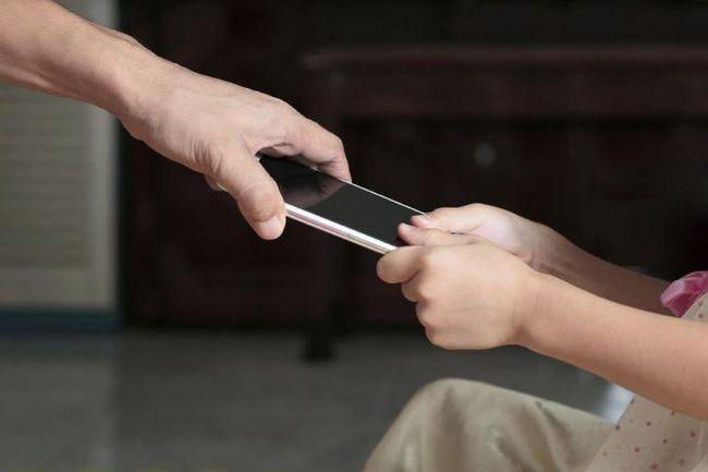 телефон смартфон для дитини